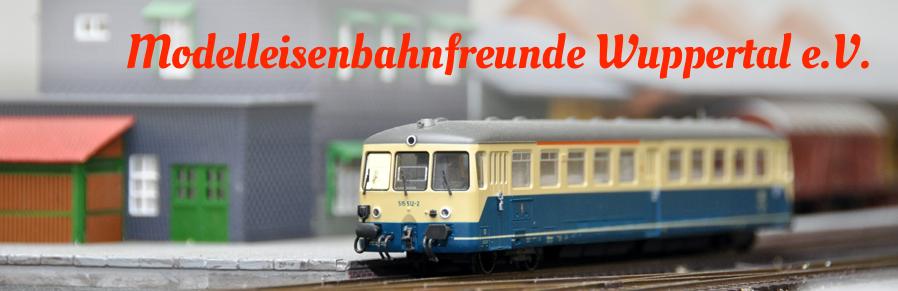 Modelleisenbahnfreunde Wuppertal e.V.